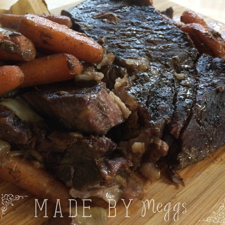 Martha's Crockpot Pot Roast (4)
