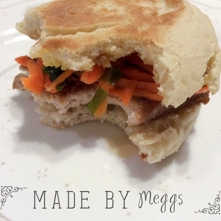 Asian Inspired Soy Marinated Pork Sandwiches -More at MadeByMeggs(dot)com (1)