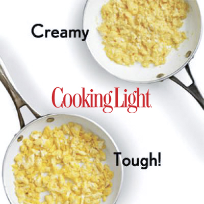 Cooking Light - Oops! Cooking Tips