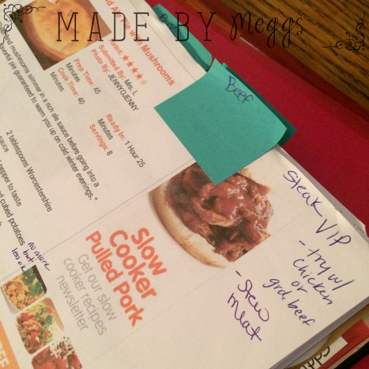 What makes a recipe VIP - More at MadeByMeggs(dot)com (4)