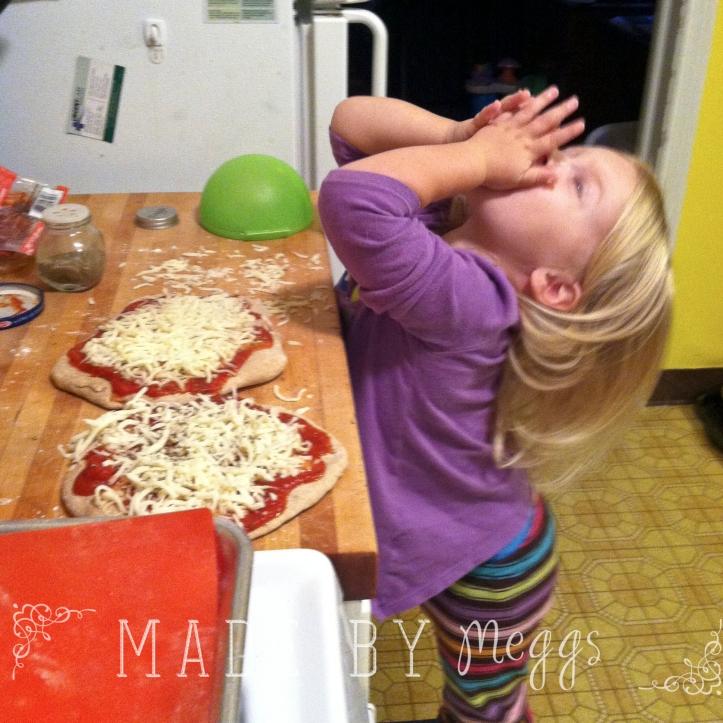 Ready NOW Pizza Dough -- More at MadeByMeggsDOTcom