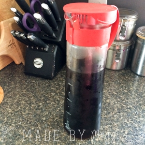 Cold Brew Coffee - Read more at MadeByMeggs(dot)com #madebymeggs (1)