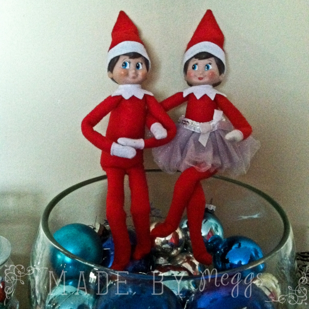 12 Elf on the Shelf Bendy &Sticky Revamp - More at MadeByMeggsDOTcom