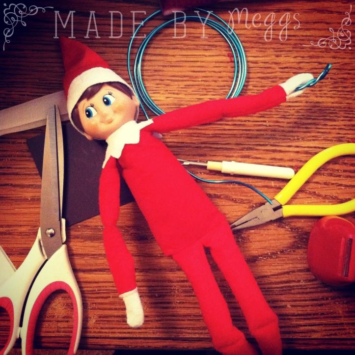 1a Elf on the Shelf Bendy &Sticky Revamp - More at MadeByMeggsDOTcom