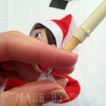 4 Elf on the Shelf Bendy &Sticky Revamp - More at MadeByMeggsDOTcom
