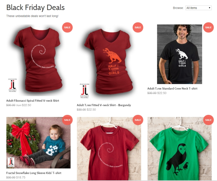 Black Friday Sale Jill & Jack Kids