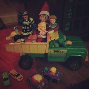 Night 03- Elf on the Shelf -More at MadeByMeggsDOTcom