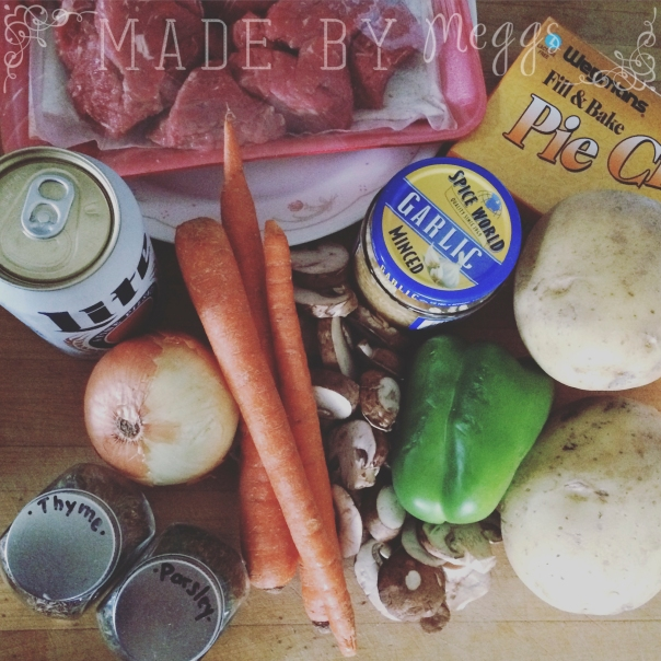 Steak and Ale Pie More at MadeByMeggsDOTcom3