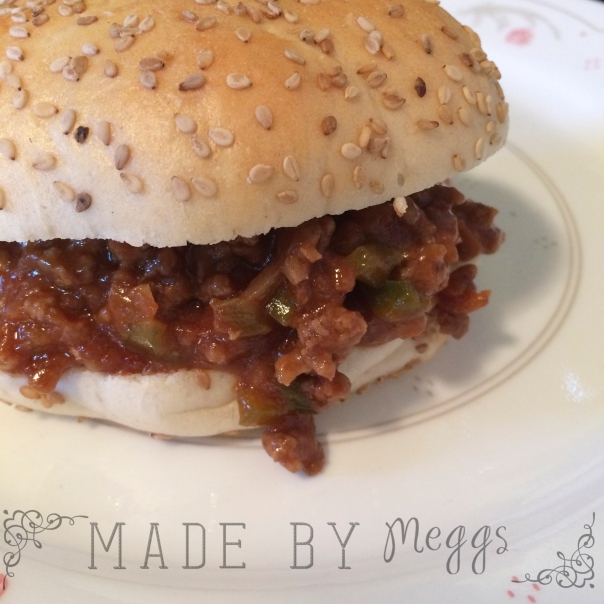 Gramma Elsie's Sloppy Joes - More at MadeByMeggsDOTcom 3