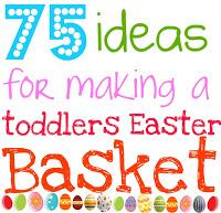 75 toddler basket ideas
