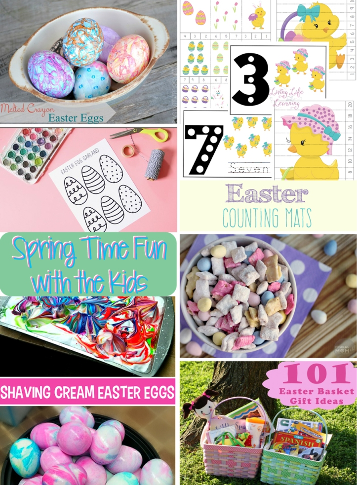 Spring Time Fun with the Kids-More at MadeByMeggsDOTcom